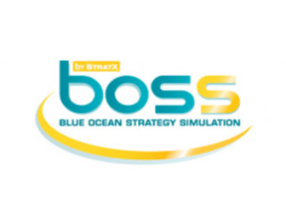BLUE OCEAN STRATEGY SIMULACION BOSS